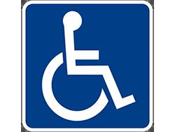 acces handicapé